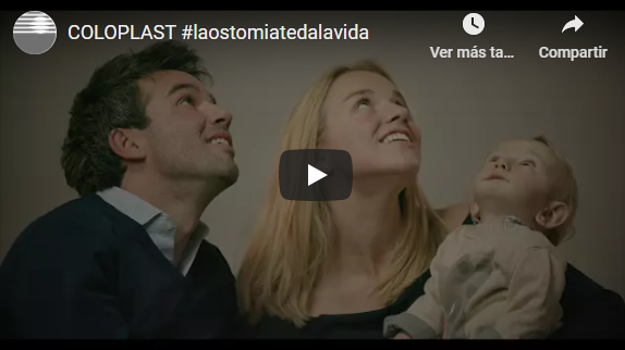 Vídeo #laostomiatedalavida